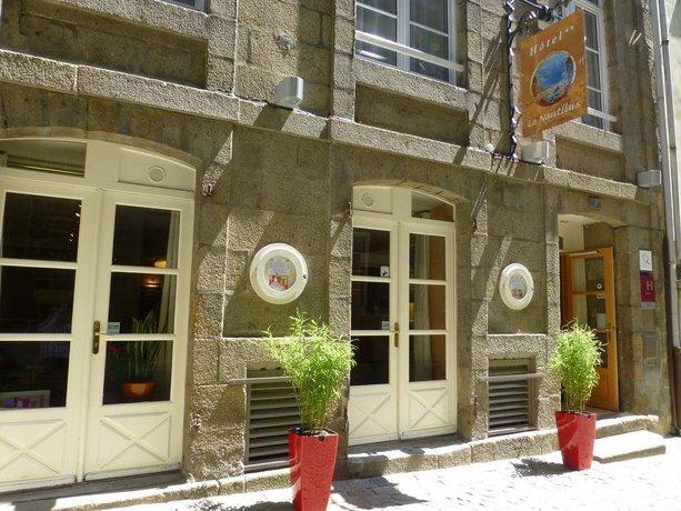 Hotel Le Nautilus Saint-Malo