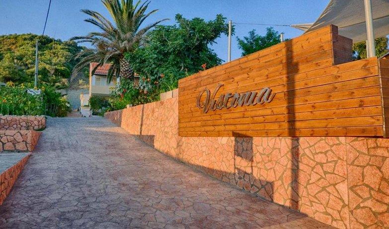 Vistonia Corfu Island