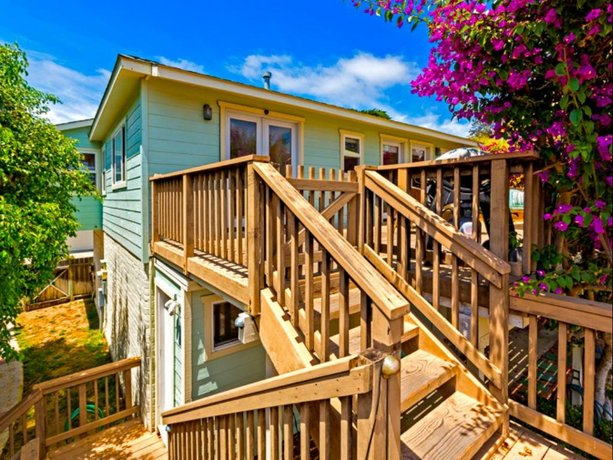 Del Mar Vacation Rental Cottage With Ocean Views 128