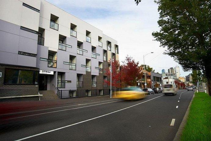 City Edge North Melbourne Apartment Hotel