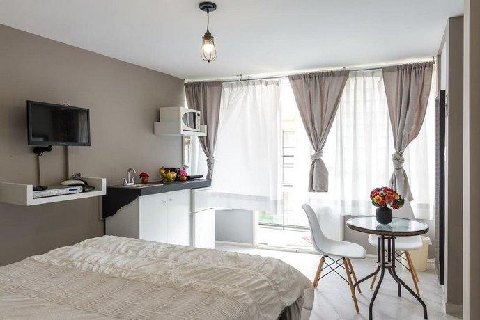 WTC Condesa Roma Suite