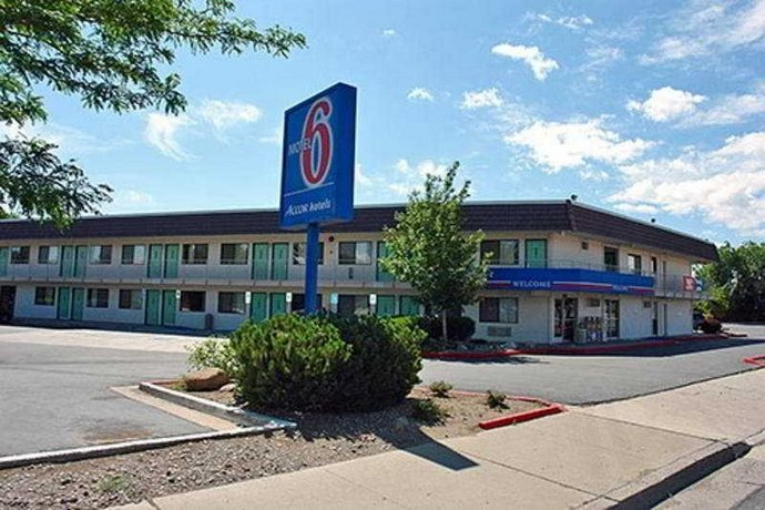 Motel 6 Reno - Livestock Events Center