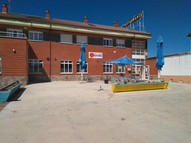 Hostal El Tropezon Santa Cristina de Valmadrigal
