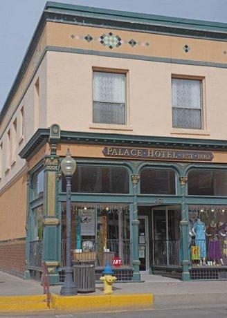 Palace Hotel Silver City
