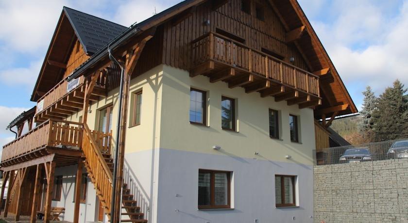 Exclusive apartments Pod Lanovkou