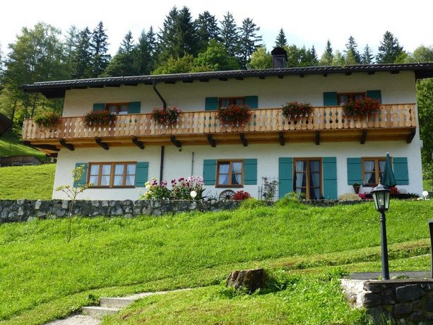 Haus Sonnenruh Mittenwald