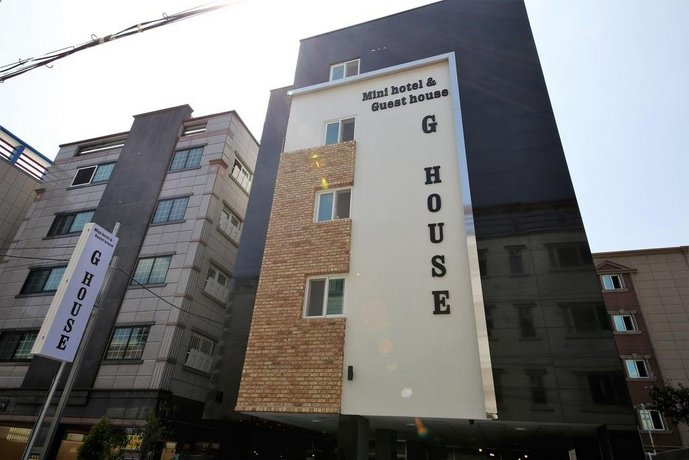 G HOUSE Mini Hotel & Guest House
