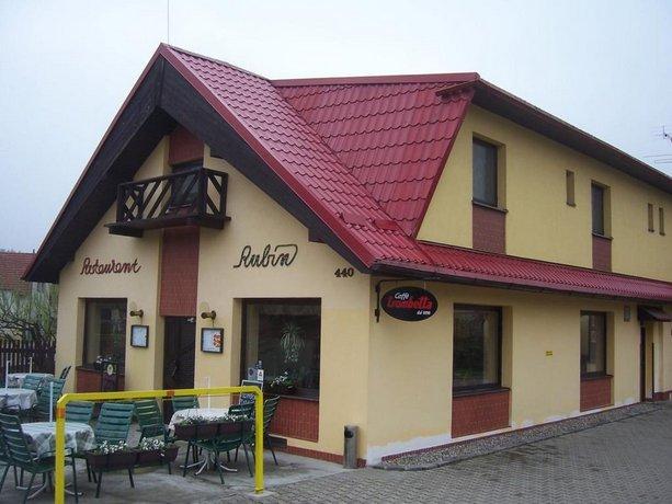 Pension Rubin Jilove u Prahy