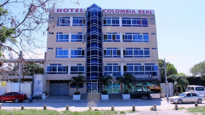 Hotel Colombia Real Santa Marta