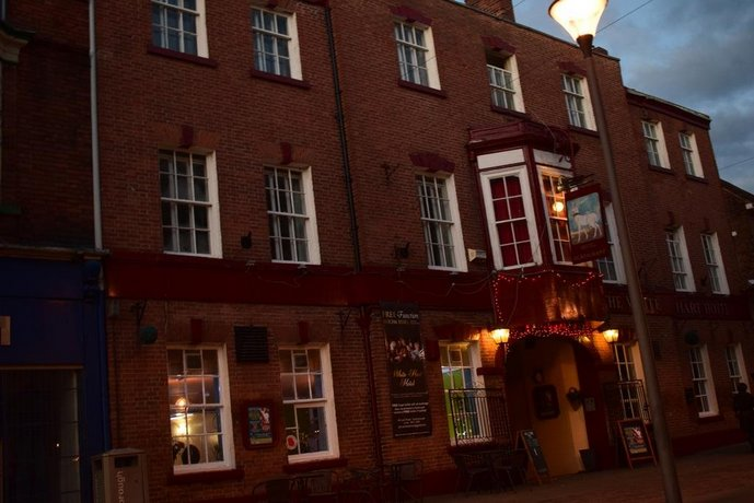 The White Hart Hotel Gainsborough