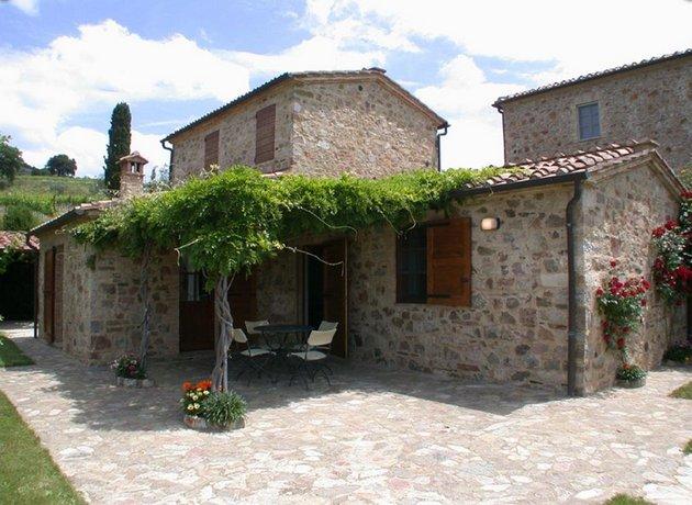 Villa Oliveto Montalcino