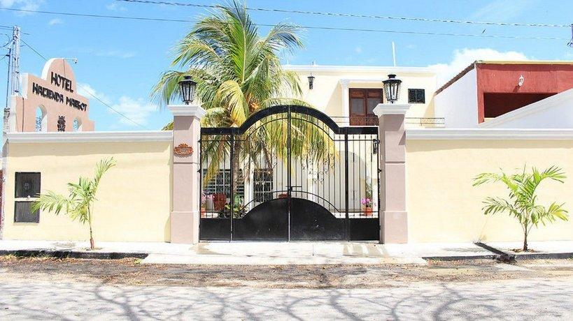 Hotel Hacienda Margot