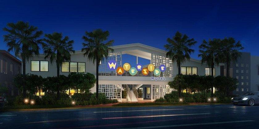 Waterside Hotel Miami Beach
