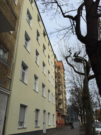 Spree Apartment in Berlin Mitte Berlin