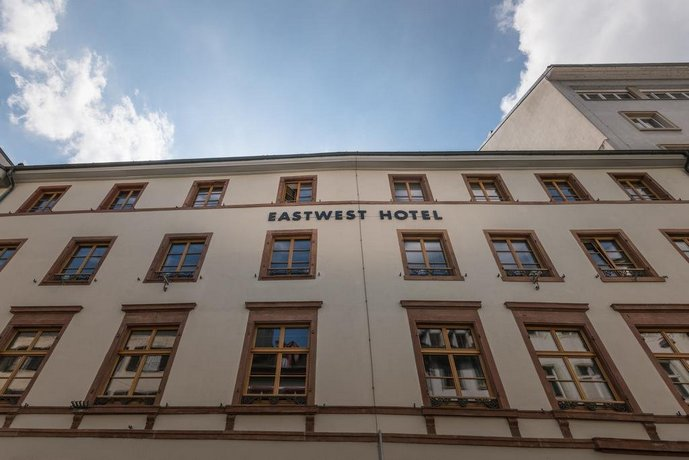 East-West Riverside Hotel Basel
