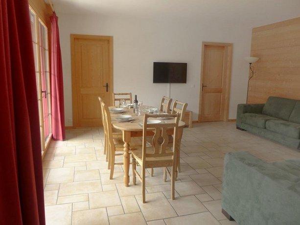 Apartment Le Hameau des Crosets 1