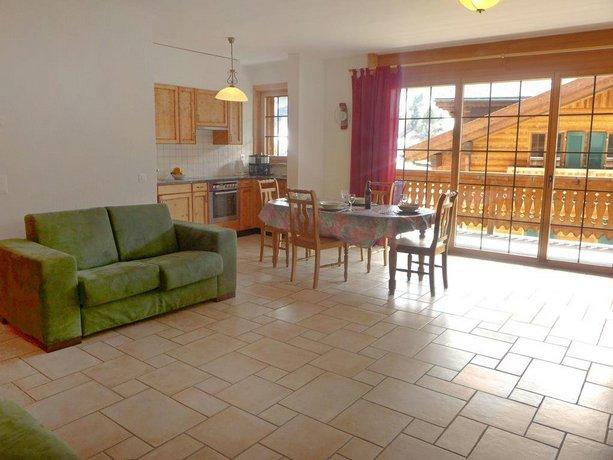 Apartment Le Hameau des Crosets 2
