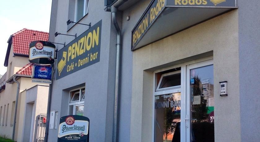 Penzion Rodos - Cafe