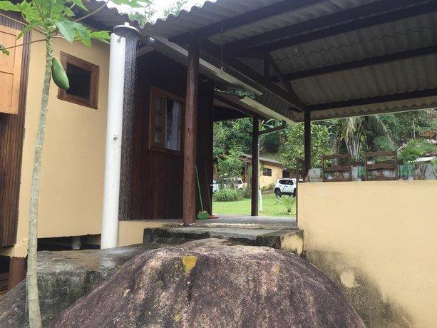 Casa Pe Na Areia Ubatuba