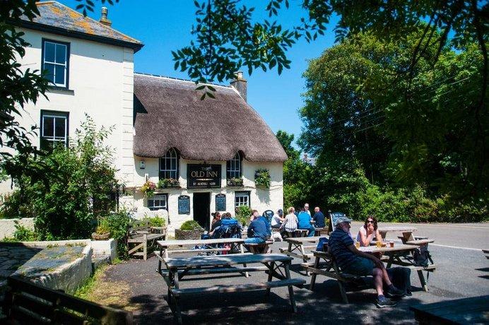 The Old Inn Mullion