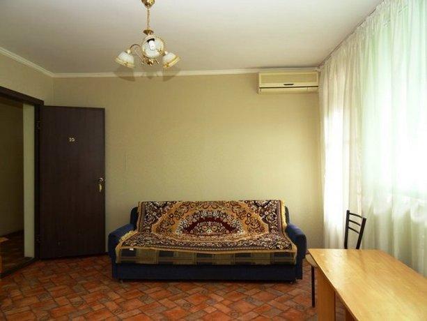 Отель Русалка