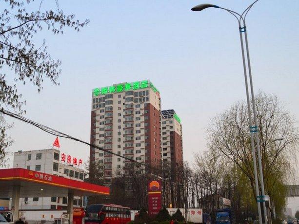 GreenTree Inn ShanXi ChangZhi Bus Passenger Station XiHuan Road Business Hotel