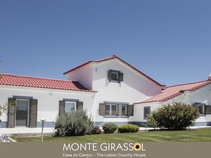 Monte Girassol - The Lisbon Country House