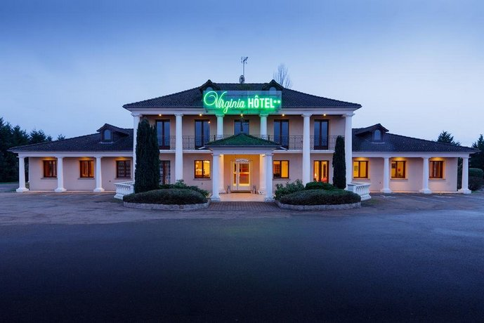 Hotel Virginia Malay-le-Grand