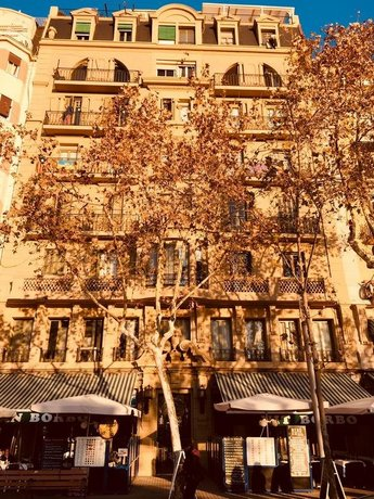 Barceloneta Ramblas Apartments