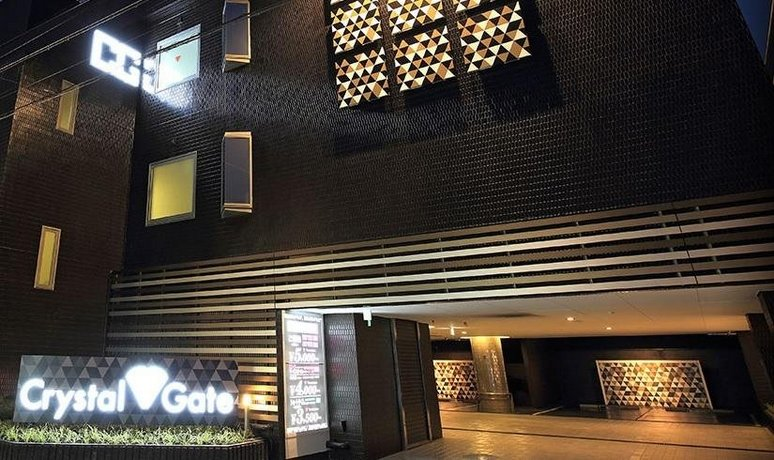 Hotel Crystal Gate Kyoto Adult Only