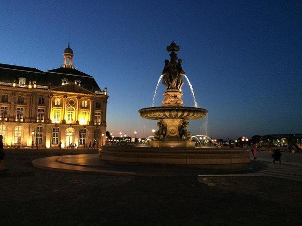 La Maison Des Vignes Bordeaux