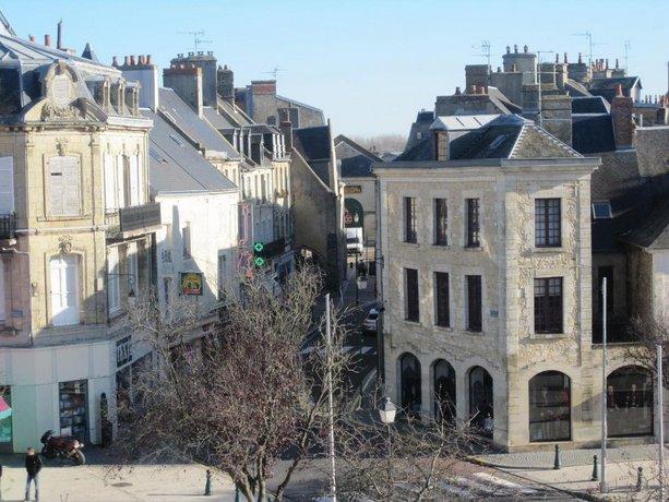 Hotel Le Vauban Carentan