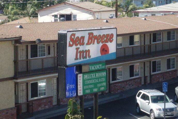 Sea Breeze Inn Inglewood