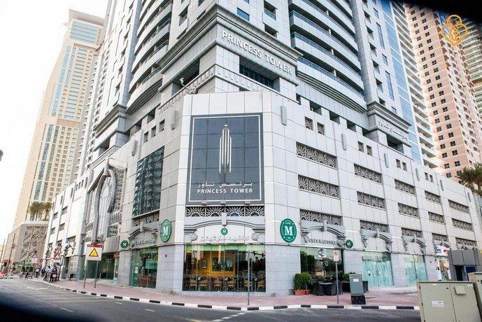 KeysPlease Holiday Homes - Princess Tower - Dubai Marina