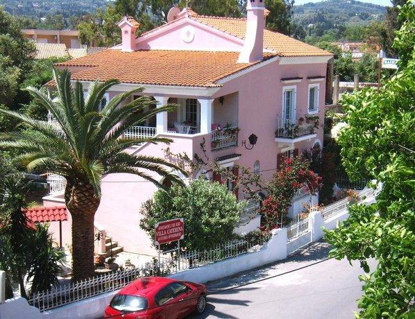 Villa Caterina Corfu Island