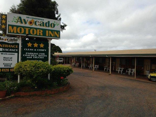 Avocado Motor Inn