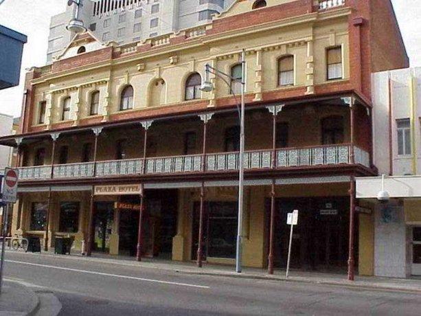 Plaza Hotel Adelaide