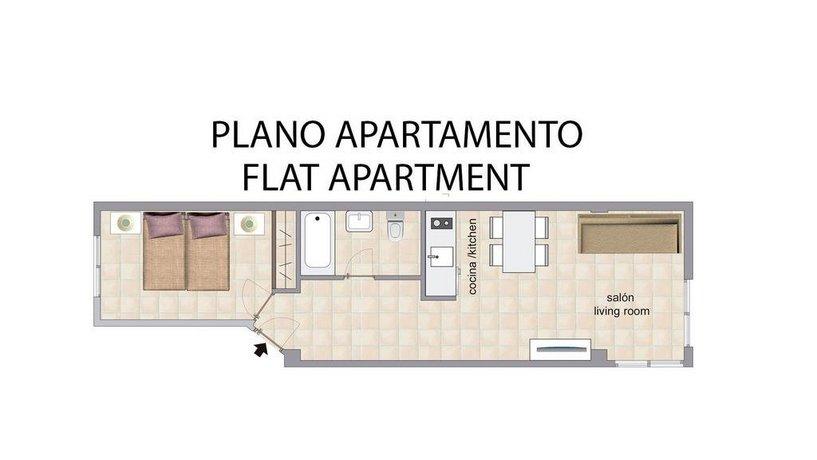 Apartamentos Portinatx