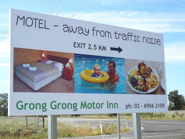 Grong Grong Motor Inn