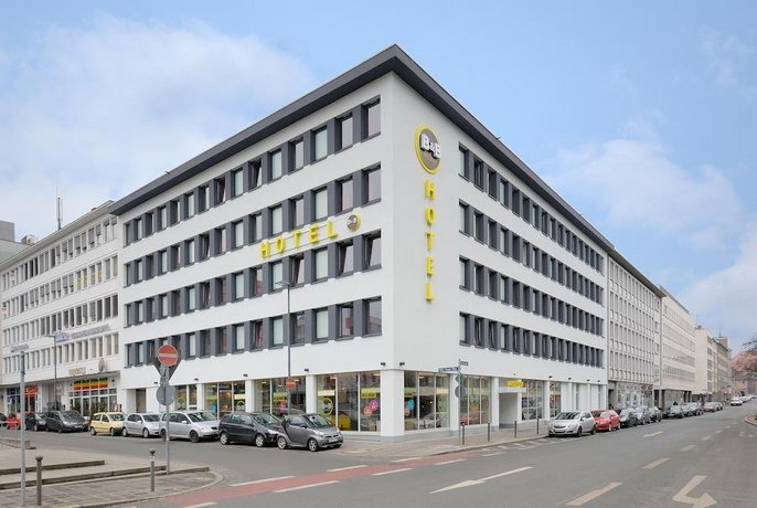 B&B Hotel Nurnberg-Hbf