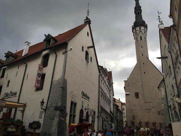 House in the City Tallinn