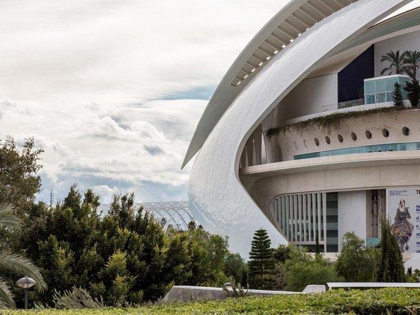 VLC Travel Habitat - Ciudad de las Ciencias