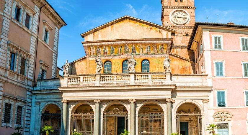 Terrazza Munira Trastevere Roma Offerte In Corso