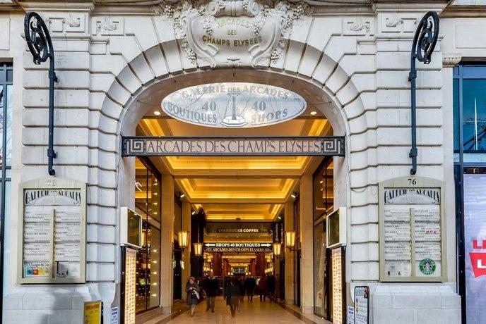Luxury Suites Living - Av Champs-Elysees