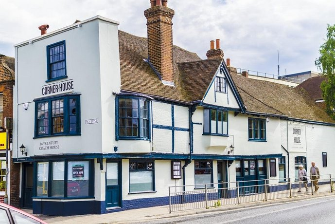 The Corner House Canterbury