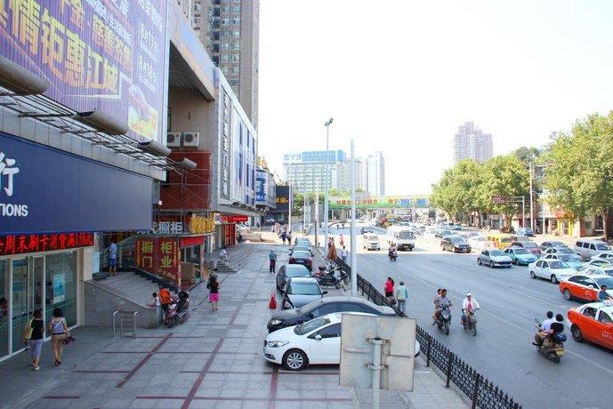 7days Inn Wuchang Railway Station