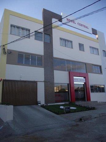 Hotel Central Vitoria da Conquista