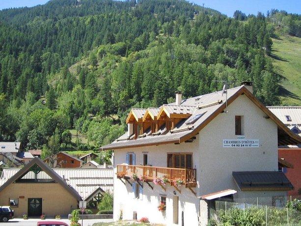 Chalet Les Marmottes Saint-Chaffrey