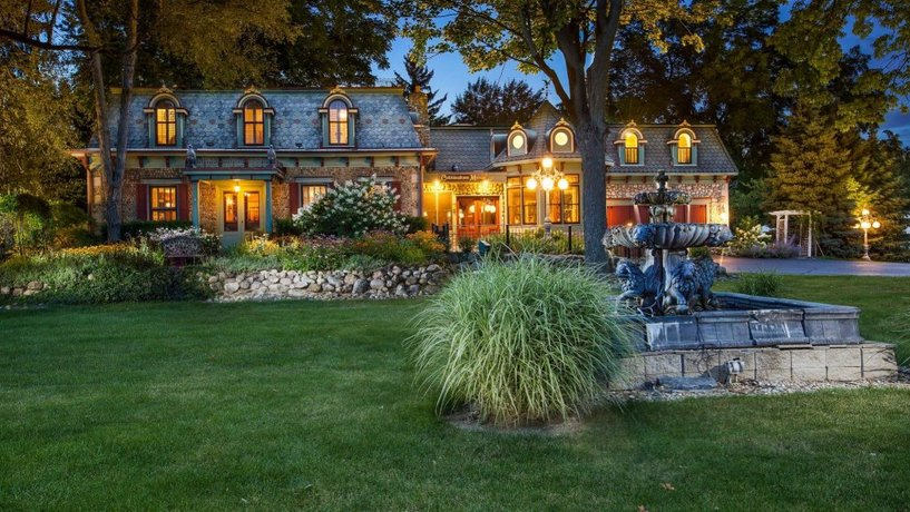 Cobblestone Manor Hotel Auburn Hills