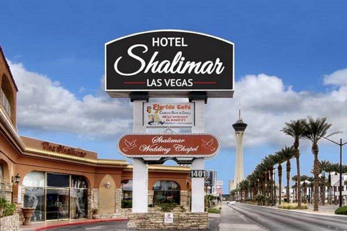 The Shalimar Hotel Las Vegas